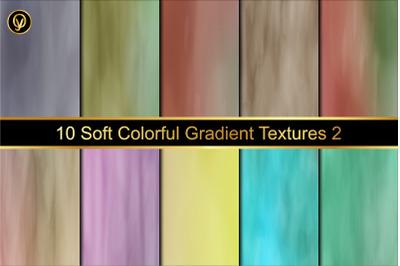 Soft Colorful Gradient Textures 2