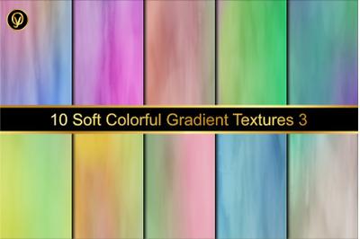 Soft Colorful Gradient Textures 3
