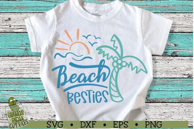 Beach Besties SVG Cut File