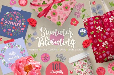 Summer Blooming Kit