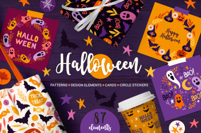 Halloween Kit #3