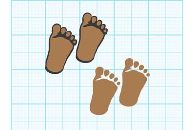 Big foot yeti