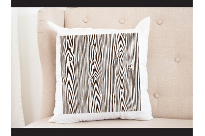 Wood gain pattern