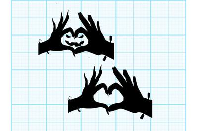 Halloween Witch Hand