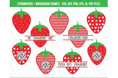 Strawberry SVG, Strawberry vector, Strawberry clipart
