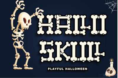 Hallo Skull