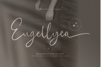 Eugellyca Handwritten Script