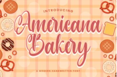 Americana Bakery