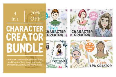 Character Creator Bundle
