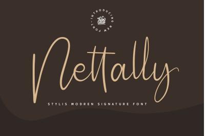 Nettally