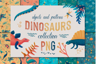 Dinosaur Collections