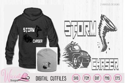 Storm Chaser plotter file design