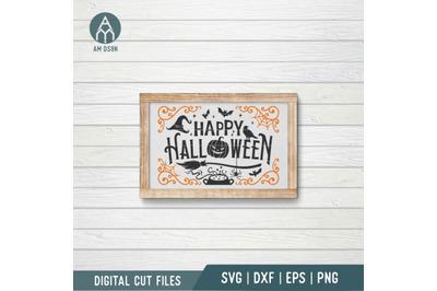 Happy Halloween svg, Halloween svg cut file