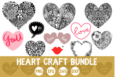 Heart Craft Bundle
