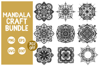 Mandala Craft Bundle