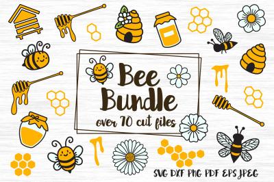 Bee SVG, Bee bundle, Honeycomb svg, Honey bee svg, Bee tumbler, Honey