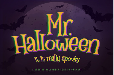 Mr Halloween