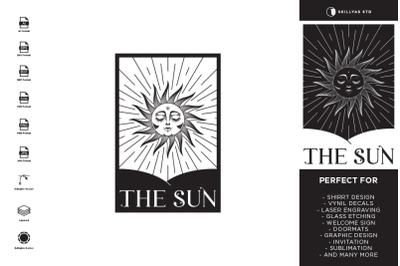 The Sun SVG