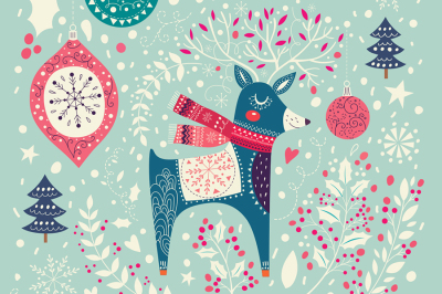 Christmas fabulous illustrations