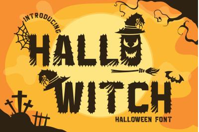 Hallo Witch