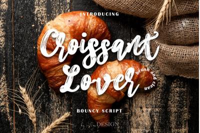 Croissant Lover Script