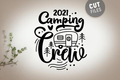 Camping Crew 2021