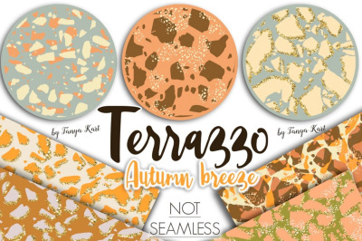 Terrazzo Autumn Breeze Pattern