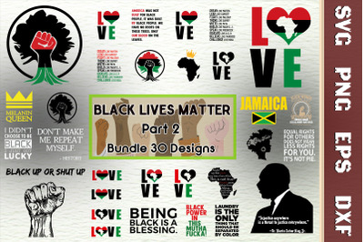 Black Lives Matter Bundle Part 2