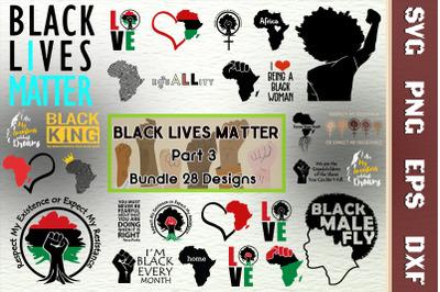 Black Lives Matter Bundle Part 3