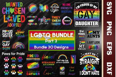 LGBTQ Bundle Part 3