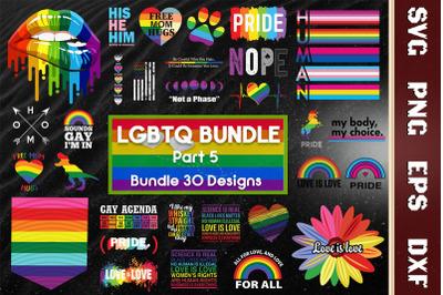 LGBTQ Bundle Part 5