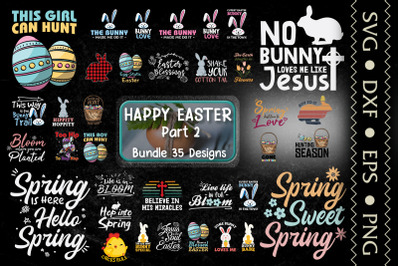 Happy Easter Bunle Part 2