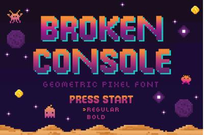 Broken Console