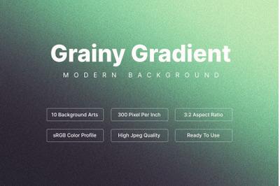 Modern Grainy Gradient Background