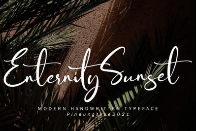 Enternity Sunset