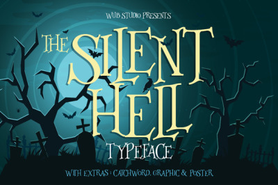 Silenthell Typeface