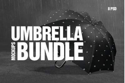 Umbrella Mockups Bundle