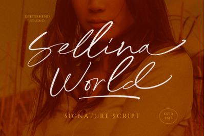 Sellina World - Signature Script