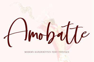 Amobatte