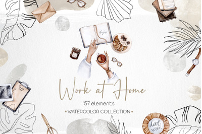 Work at Home Collection