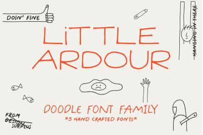 Little Ardour