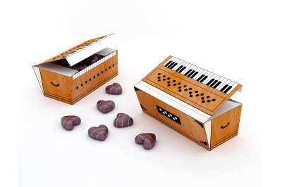 DIY Harmonium favor (Printable)