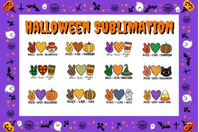 Halloween Sublimation Bundle