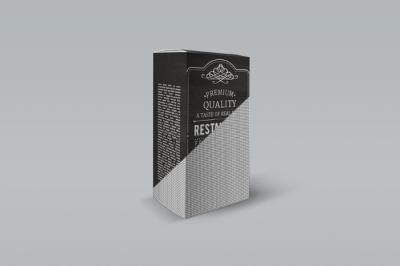 Box Packaging Product Mockups