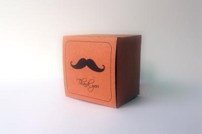 DIY Moustache favor (Printable)