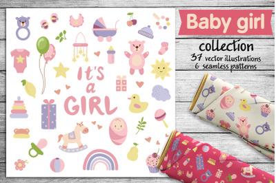 Little gir - collection