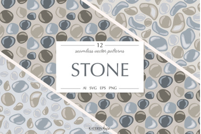 Stone vector patterns