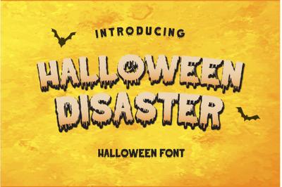 Halloween Disaster