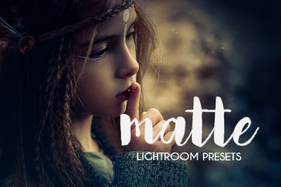 Deeply Matte Lightroom Presets