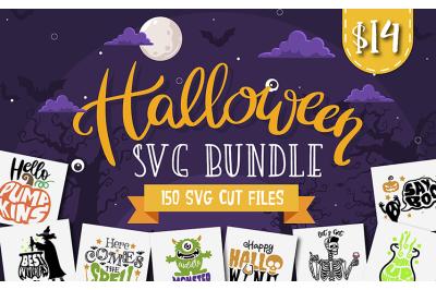 The Halloween SVG Bundle